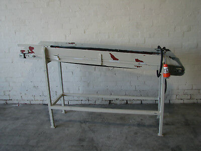 Motorised Belt Conveyor - 2.1m long