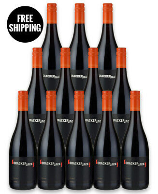Crackerjack Shiraz 2017 (12 Bottles)
