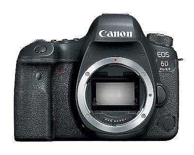 Canon EOS 6D Mark II Digital SLR Camera Body – Wi-Fi Enabled FAST SHIPS NOW!!!