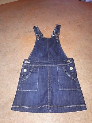 "robe jeans fille ""okaidi taille 6 ans"