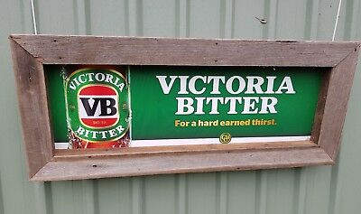 VB beer sign