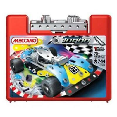 Meccano Space Chaos Small Cars Blue 882350b