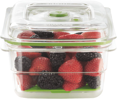 NEW Sunbeam VS0640 FoodSaver Containers 2 Piece Set