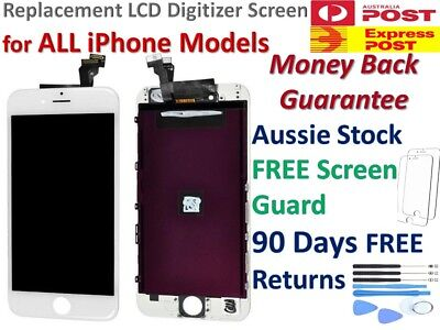 For Genuine iPhone 6 6s 7 8 Plus 4 5s 5 LCD Touch Screen Replacement Digitizer