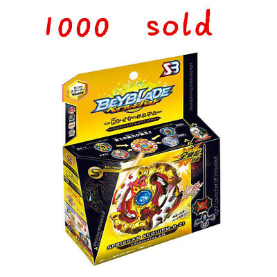 NEW Beyblade Burst B-100 Starter Zeno Excalibur With Launcher Gifts For Kids