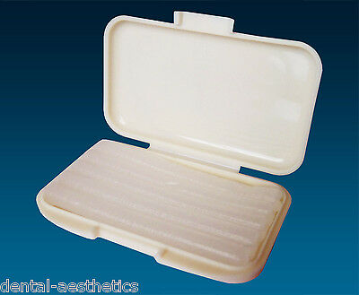 Orthodontic Wax ~ 3 or 8 Boxes ~ Clear Dental Relief Wax for Braces 5 Strips Wax