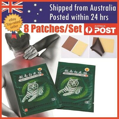 Pain Relief Patch White Tiger Balm Pain Patches Plaster Relief Arthritis Pain