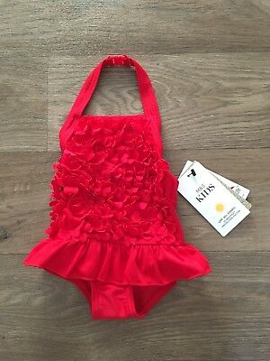 Baby Girls Swimming Costume M&S 0-3 Months