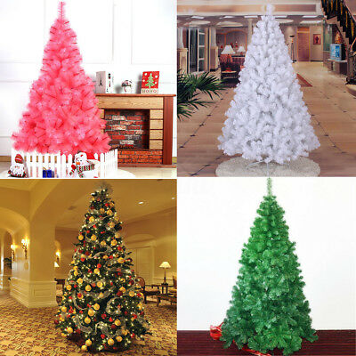 150/180/210cm Artificial Christmas Tree Indoor Outdoor Decor Children Ornament