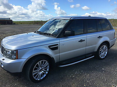 Range rover sport HSE with lots of extras inc. Front and rear tv Plate not inc.