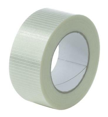 Cross Weave Tape 50mm x 50m CRT50 [Pack 18]
