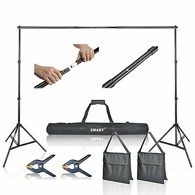 STEP And Repeat 10Ft Banner Stand Kit Adjustable Telescopic Trade ...