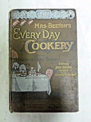 Mrs Beeton's Every Day Cookery