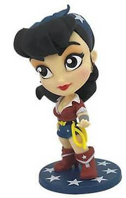 NEW Cryptozoic DC Lil Bombshells Wonder Woman Super Star Zbox Exclusive Figure