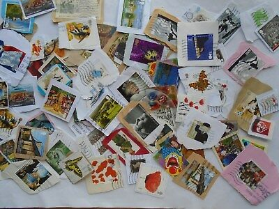 GB - 75 Commemorative Postage stamps as shown in picture. Kiloware (GB)