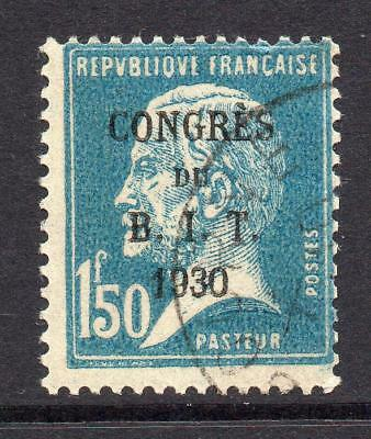 France 1.50 Franc Congress Stamp c1930 Used