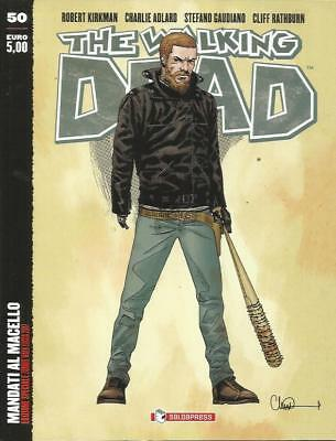 THE WALKING DEAD  n°50 Variant Cover ZOMBIE WALK Lucca Comics 2017