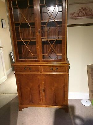 Beautiful Reproduction Dresser / Display Cabinet