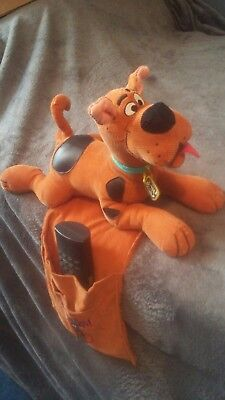 SCOOBY-DOO Arm chair REMOTE CONTROL HOLDER* meddling kids will know where it is!