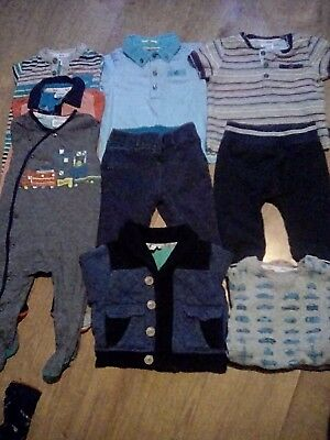 baby boy ted baker 6-9 month bundle in excellent condition