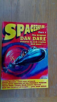 Spaceship Away by Rod Barzilay. Part 1, 1st issue 2003. Magazine in fine cond'n.