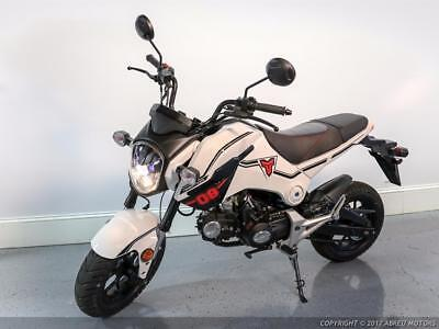 Other Makes  2017 TAOTAO HELLCAT 125CC Mini Motorcycle. Great Holiday Gift!