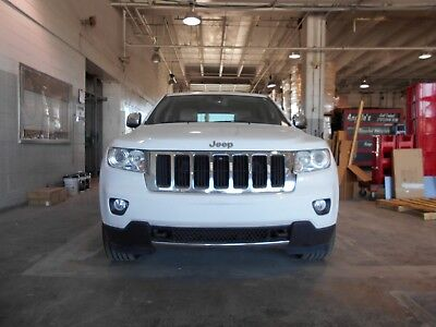 2013 Jeep Grand Cherokee LIMITED 2013 Jeep Grand Cherokee V8 HEMI