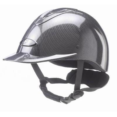 **NEW** Gatehouse F1 Riding Hat - Black/Carbon **WAS £64.50**