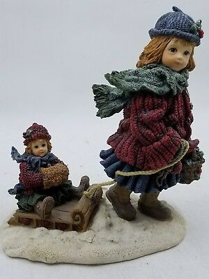 The Boyds Collection Dollstone Collection Yesterday's Child Home Again Series 5