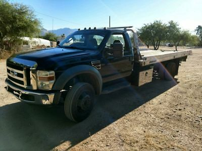 2008 Ford F-550 Rollback with Wheel Lift