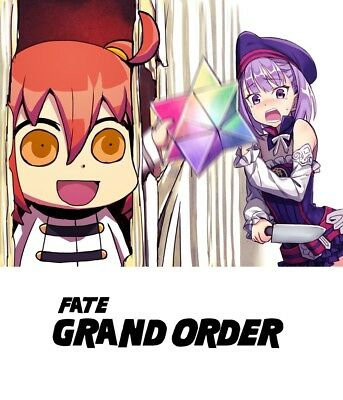 [JP] Fate Grand Order FGO 860 quartz + 45 tickets + 100 apples starter account