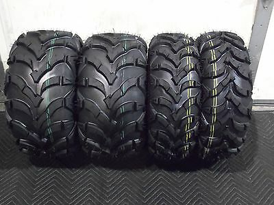 1998 Honda Recon 250 ATV TIRES ( SET 4 TIRES ) 22x7 11 22x10
