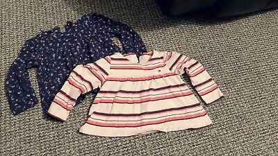 Baby Girl Tops 6-9 Months Tommy Hilfiger