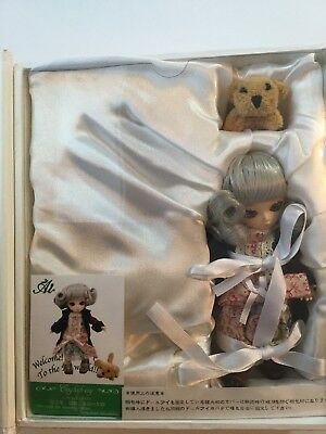 ai bjd doll - Ball Jointed Doll - Mini - English Ivy - puppy