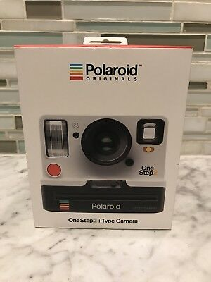 Polaroid Originals OneStep2 Instant Film Camera (White) Brand New Sealed I Type
