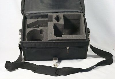 Mint++ Hasselblad H Camera Bag molded for H1,2 H3D, H4D, H5D Body, finder & lens