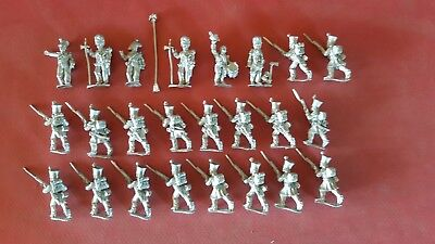 Wargames Foundry Napoleonic French Line Btn Campaign Dress