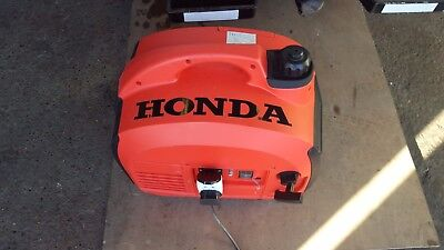 PETROL GENERATOR, 2000w EXCELLENT  CONDITION,IDEAL CAMPERVAN MOTORHOME.BOAT !!