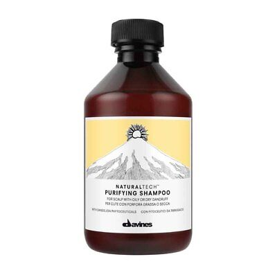 Shampoing Purifying Anti-pelliculaire Davines