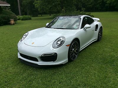 2015 Porsche 911 Turbo S  2015 PORSCHE 911 TURBO S, ONE OF A KIND, SHOWROOM CONDITION, PRIVATE COLLECTION