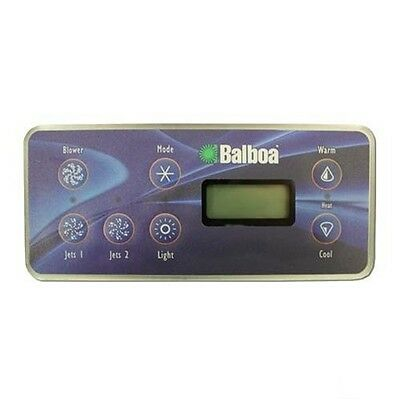 Balboa Top Side Control Panel VL701S Serial Standard Digital 7' cable 53189
