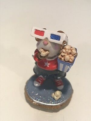 Wee Forest Folk, 3D Ready with Popcorn!!