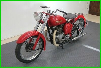 Indian Scout®  1949 Indian Scout Super, VERY RARE FIND! No Reserve!!