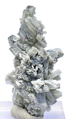 Apophyllite with Chrysotile Inclusions - Jeffrey Mine
