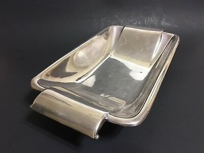 Reed & Barton Sterling Silver Bread Tray 952