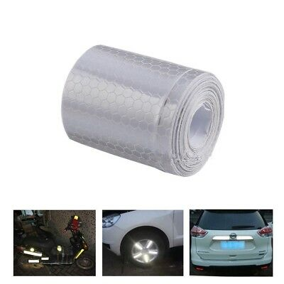 4m Car Reflective Safety Warning Conspicuity Roll Tape Film Sticker Decal GW