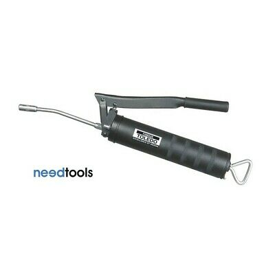 GREASE GUN Lever Action Grease Gun Steel Extension 450g Tridon Toledo 305217