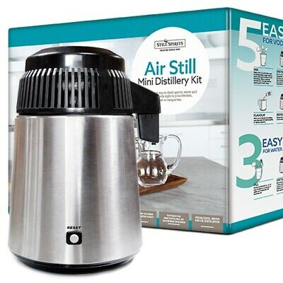 Still Spirits Turbo Air Still Companion Pack Distillery Kit Home Brew