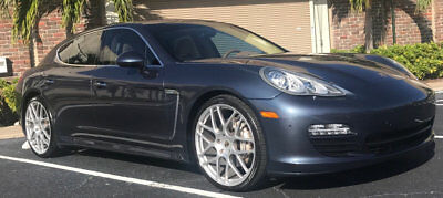 2010 Porsche Panamera 4dr Hatchback S 2010 PORSCHE PANAMERA S ABSOLUTELLY IMPECCABLE LOW MILES FULLY LOADED