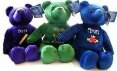 Buffy the vampire slayer - Limited Edition Collector BEARS + Card - Rare - #9954